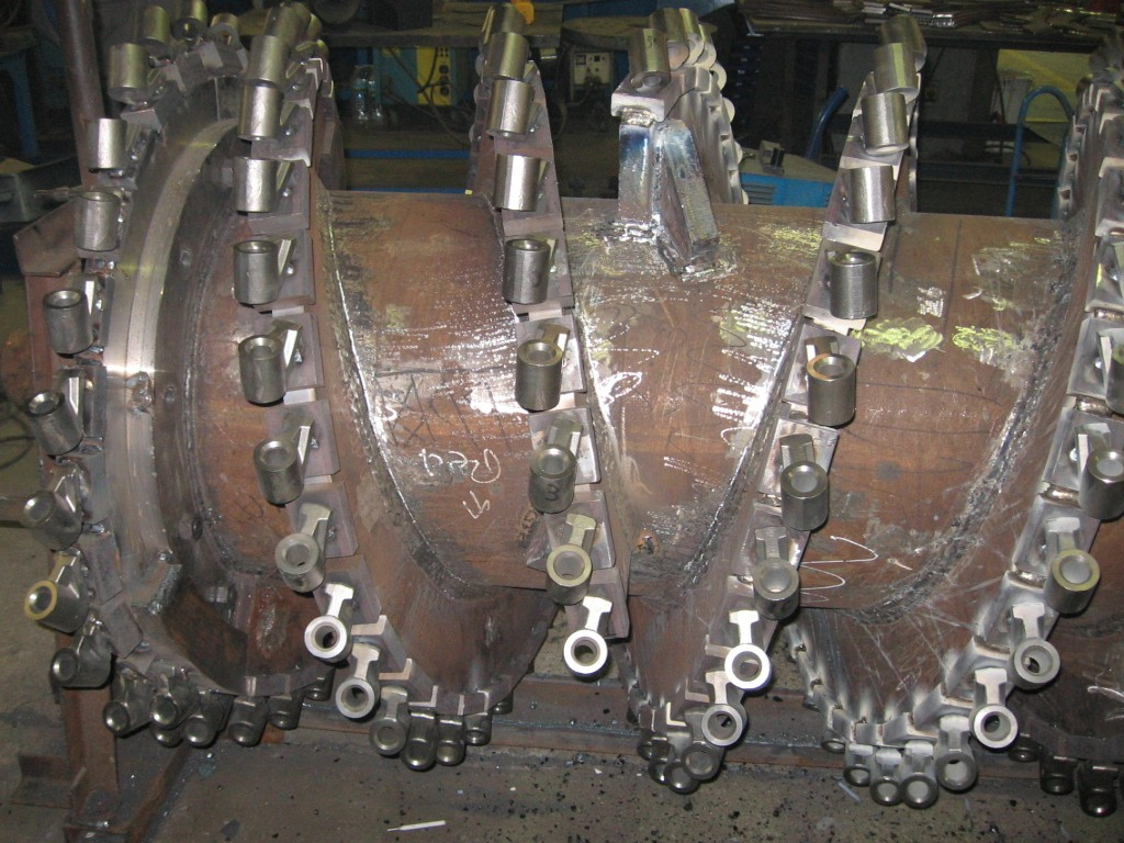 rotor europrecis 081