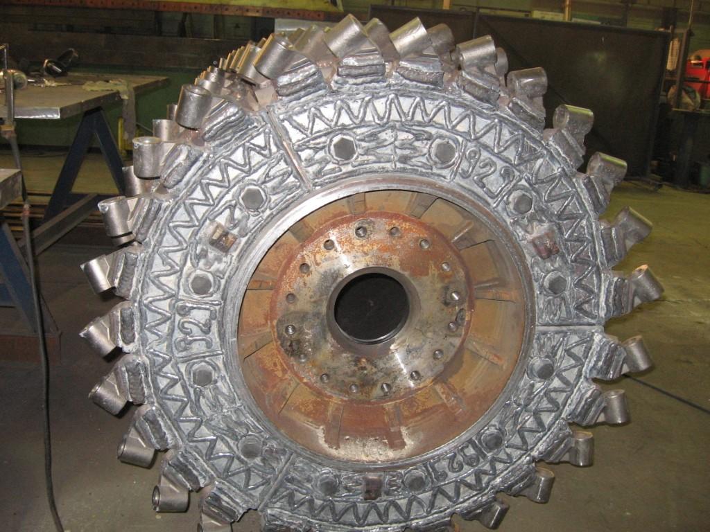 rotor europrecis 094