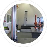 Salle de métrologie climatisée